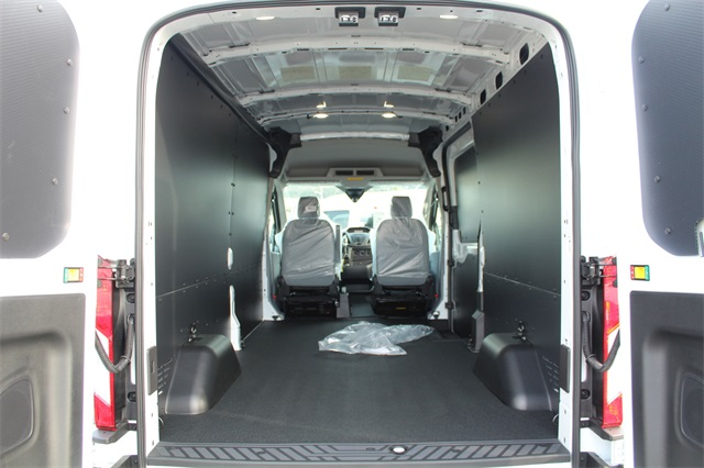 2019 Transit 250 Med Roof 4x2,  Empty Cargo Van #E8130 - photo 2