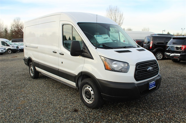 2019 Transit 250 Med Roof 4x2,  Empty Cargo Van #E8130 - photo 8