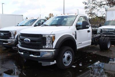 2019 F-550 Regular Cab DRW 4x2,  Cab Chassis #K42357 - photo 1