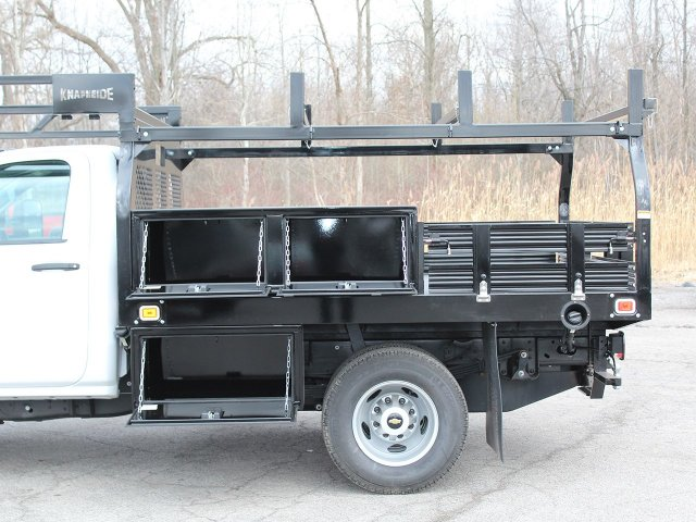 2017 Silverado 3500 Regular Cab DRW 4x4,  Knapheide Contractor Body #17C128T - photo 17