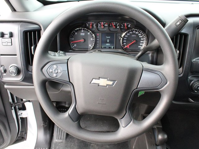 2017 Silverado 3500 Regular Cab DRW 4x4,  Knapheide Contractor Body #17C128T - photo 25