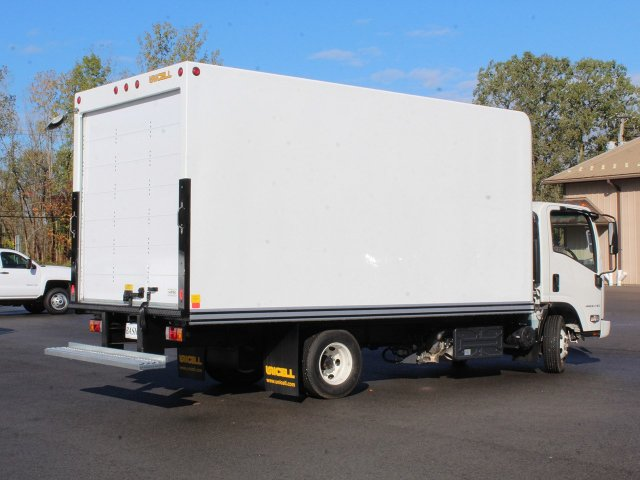 2017 LCF 4500HD Regular Cab 4x2,  Unicell Dry Freight #17C302T - photo 2