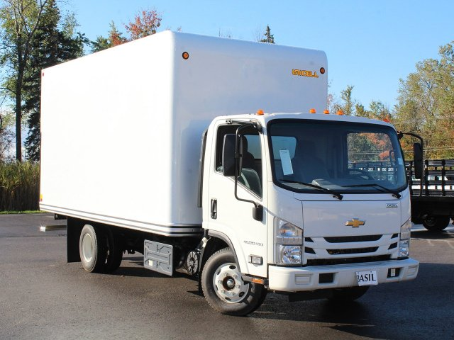 2017 LCF 4500HD Regular Cab 4x2,  Unicell Dry Freight #17C302T - photo 14