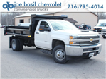 2018 Silverado 3500 Regular Cab DRW 4x4,  Air-Flo Dump Body #18C114T - photo 1