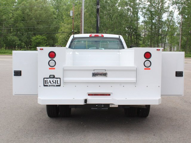 2018 Silverado 3500 Regular Cab DRW 4x4,  Knapheide Service Body #18C120T - photo 12