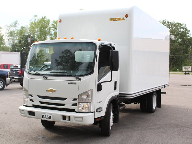 2018 LCF 4500 Regular Cab 4x2,  Unicell Dry Freight #18C141T - photo 11