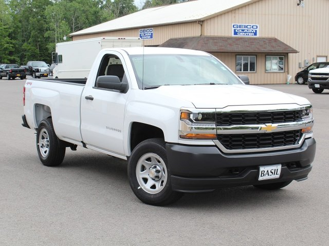 2018 Silverado 1500 Regular Cab 4x4,  Pickup #18C162TD - photo 10