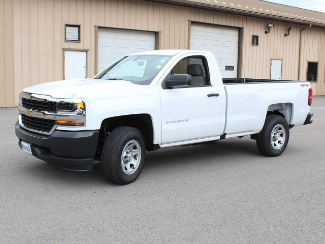 2018 Silverado 1500 Regular Cab 4x4,  Pickup #18C162TD - photo 3