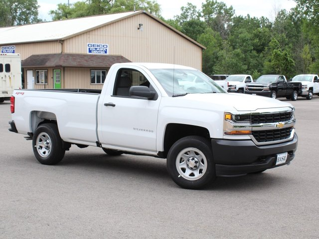 2018 Silverado 1500 Regular Cab 4x4,  Pickup #18C162TD - photo 27