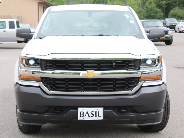 2018 Silverado 1500 Regular Cab 4x4,  Pickup #18C162TD - photo 5