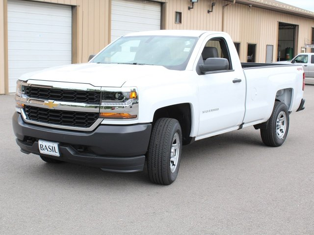 2018 Silverado 1500 Regular Cab 4x4,  Pickup #18C162TD - photo 9