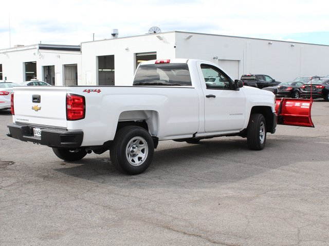 2018 Silverado 1500 Regular Cab 4x4,  Western Pickup #18C163TD - photo 2