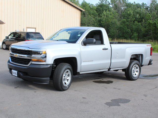 2018 Silverado 1500 Regular Cab 4x4,  Pickup #18C165TD - photo 3