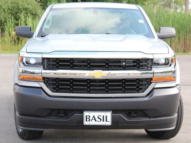 2018 Silverado 1500 Regular Cab 4x4,  Pickup #18C165TD - photo 5