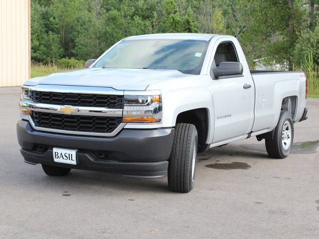 2018 Silverado 1500 Regular Cab 4x4,  Pickup #18C165TD - photo 9