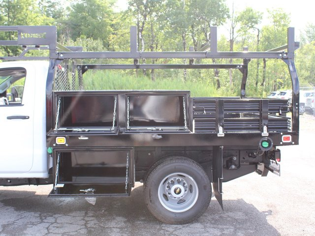 2018 Silverado 3500 Regular Cab DRW 4x4,  Knapheide Contractor Body #18C169T - photo 15