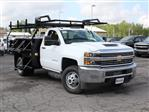 2018 Silverado 3500 Regular Cab DRW 4x4,  Knapheide Contractor Body #18C169T - photo 18