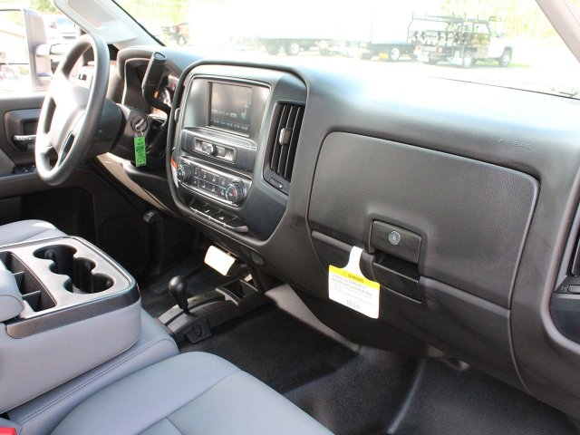 2018 Silverado 3500 Crew Cab DRW 4x4,  Reading Service Body #18C171T - photo 29