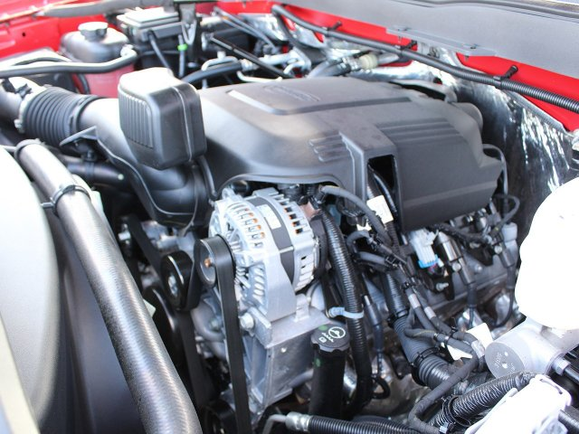 2018 Silverado 3500 Crew Cab DRW 4x4,  Reading Service Body #18C172T - photo 20