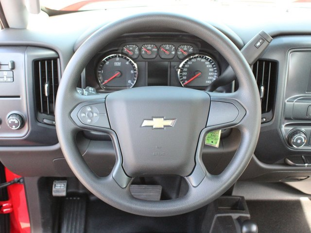 2018 Silverado 3500 Crew Cab DRW 4x4,  Reading Service Body #18C172T - photo 23