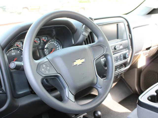 2018 Silverado 3500 Crew Cab DRW 4x4,  Reading Service Body #18C172T - photo 24