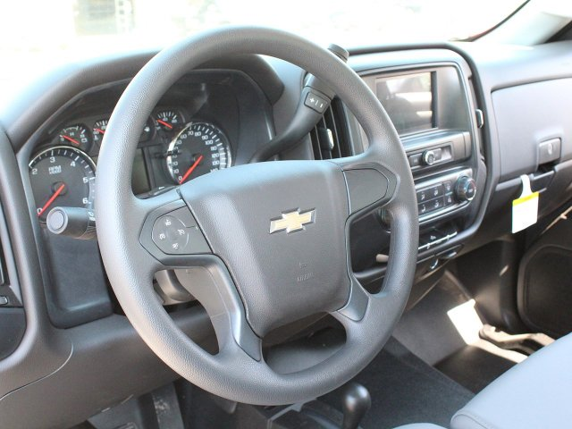 2018 Silverado 3500 Crew Cab DRW 4x4,  Reading Service Body #18C173T - photo 25