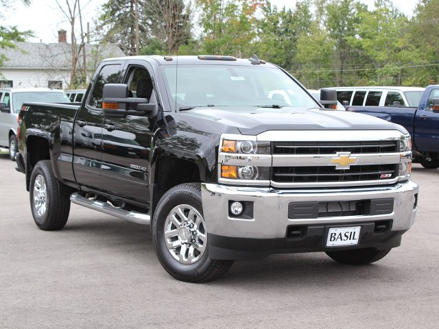 2018 Silverado 2500 Double Cab 4x4,  Pickup #18C198TD - photo 10