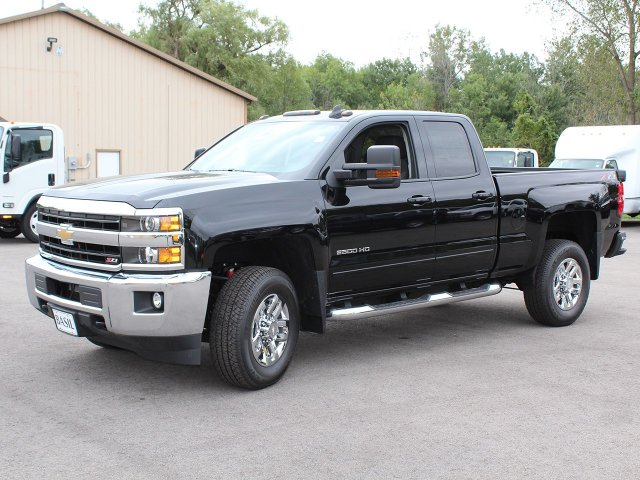 2018 Silverado 2500 Double Cab 4x4,  Pickup #18C198TD - photo 3
