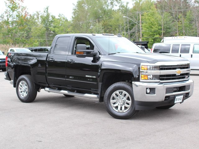 2018 Silverado 2500 Double Cab 4x4,  Pickup #18C198TD - photo 33