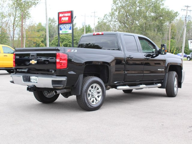 2018 Silverado 2500 Double Cab 4x4,  Pickup #18C198TD - photo 2