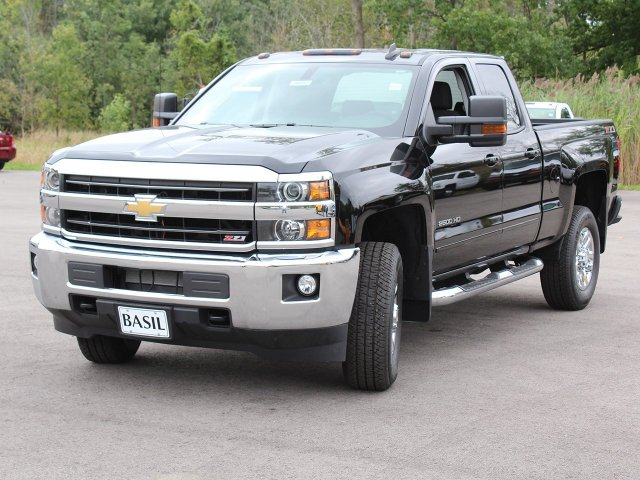 2018 Silverado 2500 Double Cab 4x4,  Pickup #18C198TD - photo 9