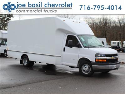 2018 Express 3500 4x2,  Unicell Aerocell Cutaway Van #18C214T - photo 1