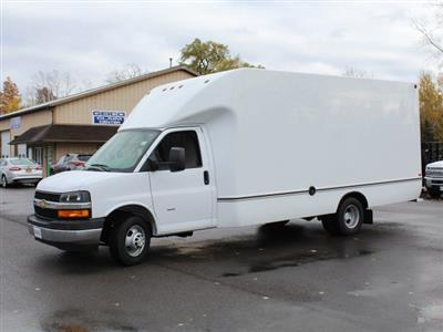 2018 Express 3500 4x2,  Unicell Aerocell Cutaway Van #18C214T - photo 3