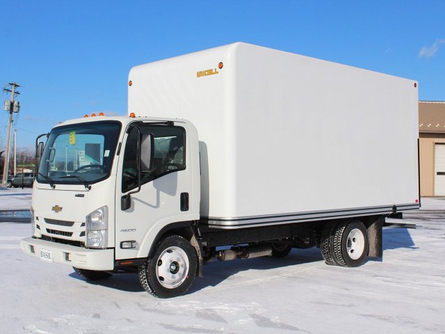 2018 LCF 4500 Regular Cab,  Cab Chassis #18C225T - photo 2