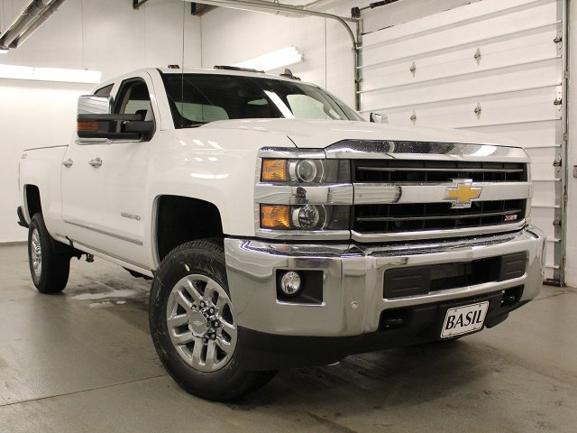 2018 Silverado 2500 Double Cab 4x4,  Pickup #18C85T - photo 10