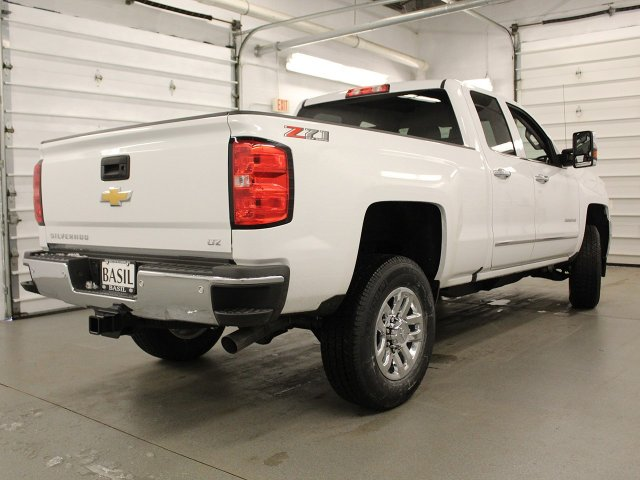2018 Silverado 2500 Double Cab 4x4,  Pickup #18C85T - photo 2