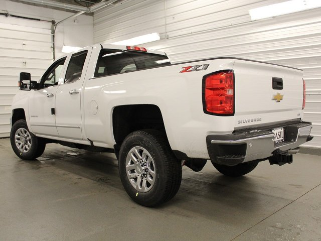 2018 Silverado 2500 Double Cab 4x4,  Pickup #18C85T - photo 8