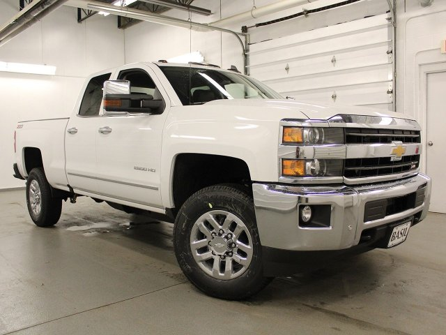 2018 Silverado 2500 Double Cab 4x4,  Pickup #18C85T - photo 25