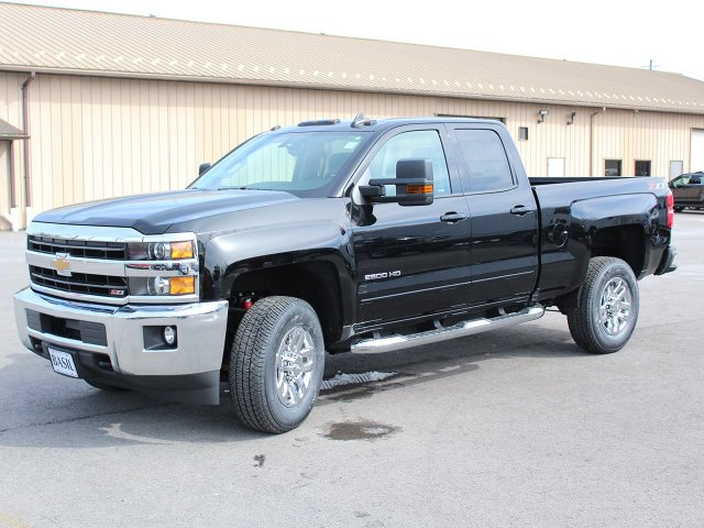 2018 Silverado 2500 Double Cab 4x4,  Pickup #18C93T - photo 3