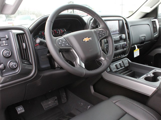 2019 Silverado 2500 Crew Cab 4x4,  Pickup #19C100T - photo 21