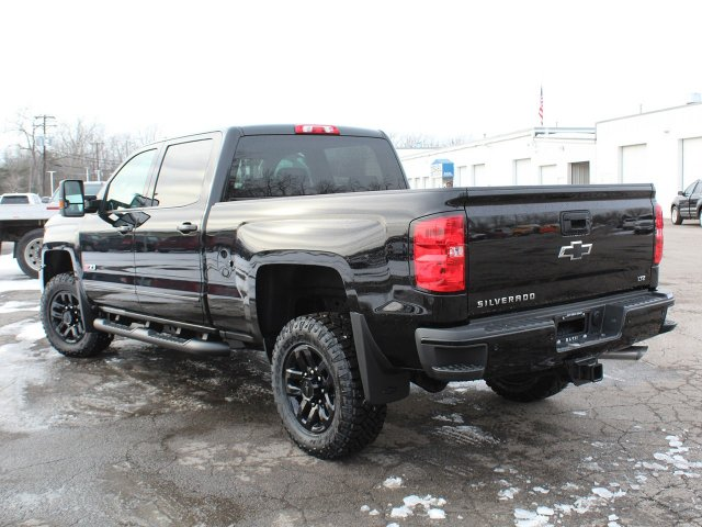 2019 Silverado 2500 Crew Cab 4x4,  Pickup #19C100T - photo 8