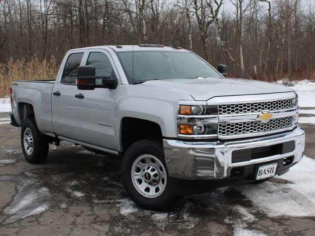 2019 Silverado 2500 Double Cab 4x4,  Pickup #19C102T - photo 10