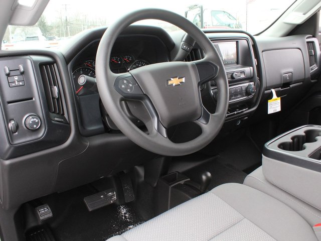 2019 Silverado 2500 Double Cab 4x4,  Pickup #19C102T - photo 19