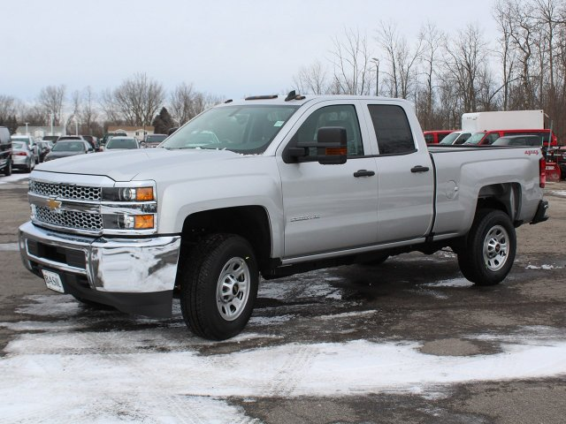2019 Silverado 2500 Double Cab 4x4,  Pickup #19C102T - photo 3