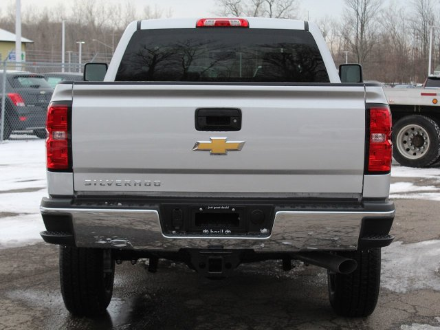 2019 Silverado 2500 Double Cab 4x4,  Pickup #19C102T - photo 6
