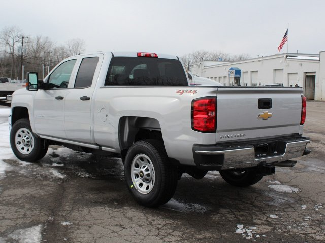 2019 Silverado 2500 Double Cab 4x4,  Pickup #19C102T - photo 8