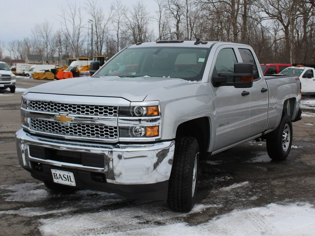 2019 Silverado 2500 Double Cab 4x4,  Pickup #19C102T - photo 9