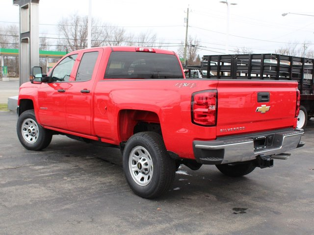 2019 Silverado 2500 Double Cab 4x4,  Pickup #19C104T - photo 8