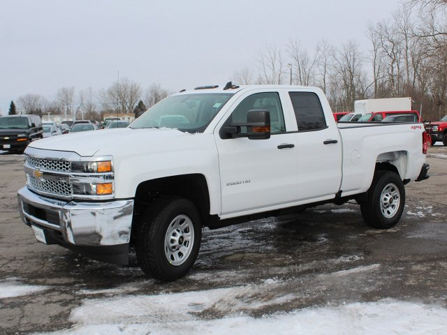 2019 Silverado 2500 Double Cab 4x4,  Pickup #19C106T - photo 3