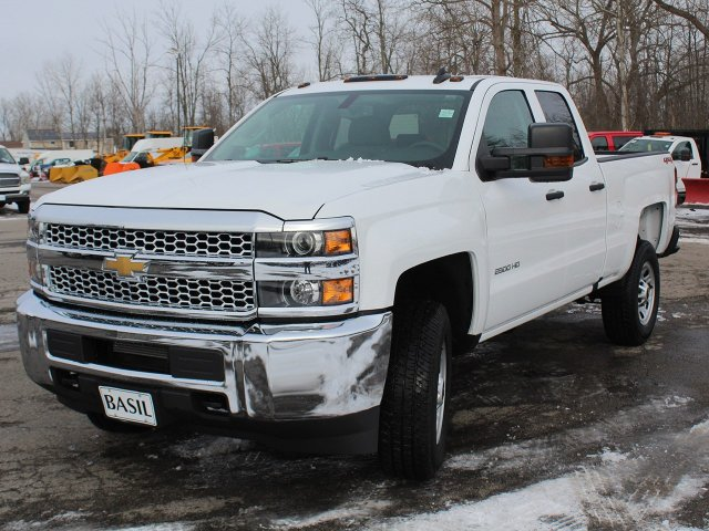 2019 Silverado 2500 Double Cab 4x4,  Pickup #19C106T - photo 9